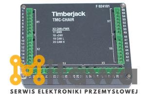 Naprawa Timberjack TMC-CHAIR F 024101