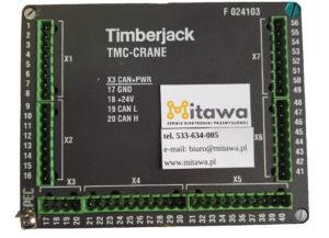 Naprawa Timberjack TMC-CRANE F 024103