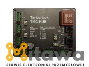 Naprawa Timberjack TMC-HUB F043754