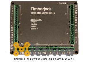 Naprawa Timberjack TMC-TRANSMISSION F024102