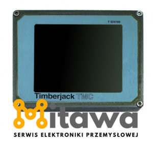 Naprawa Timberjack TMC F024100