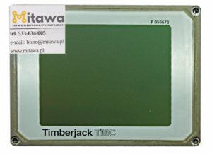 Naprawa Timberjack TMC F056673